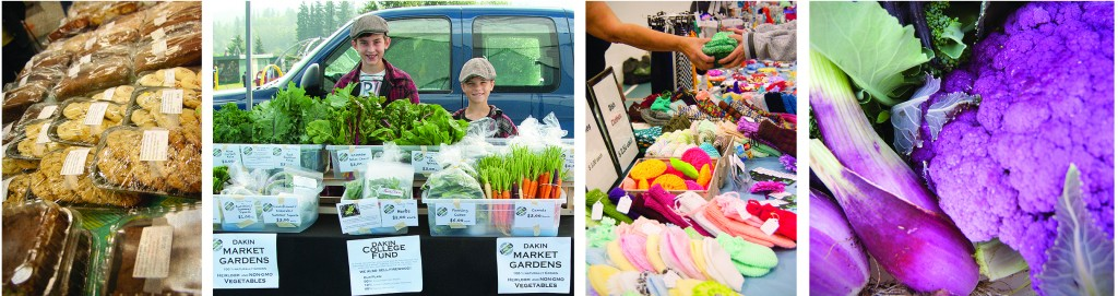 Farmers' Market Page Banner