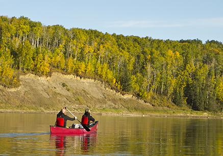 canoeing scenic