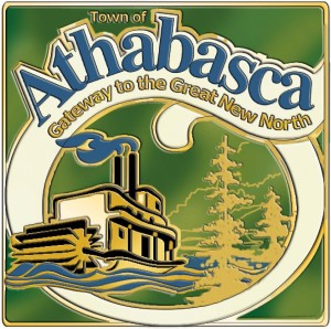 town of athabasca logo