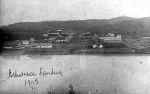 Athabasca_Landing_1905