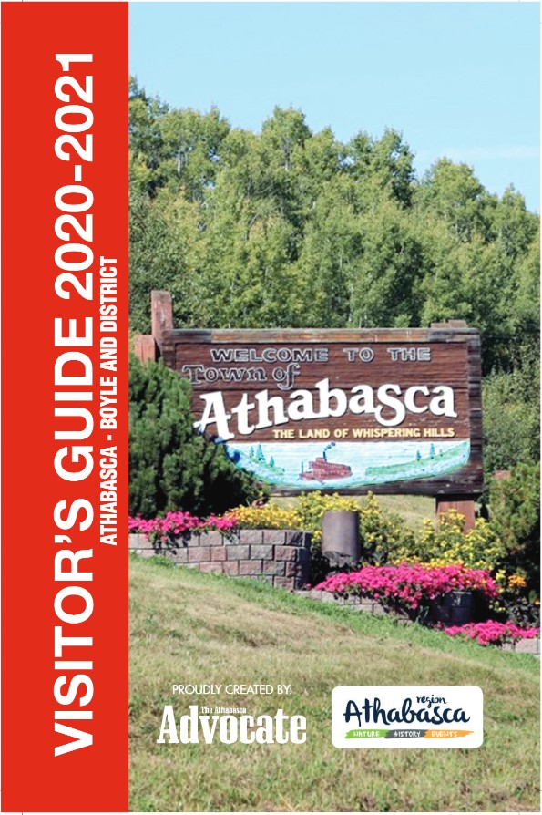 Athabasca Region Visitor Guide 2020